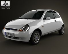 Ford Ka 2003 (Wish my car looked more like this)