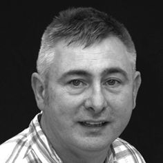 John Corless, this year's judge for the 2012 Over The Edge New Writers of the Year Competition.
