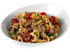 Campanelle Pasta Salad Recipe : Giada De Laurentiis : Food Network - FoodNetwork.com