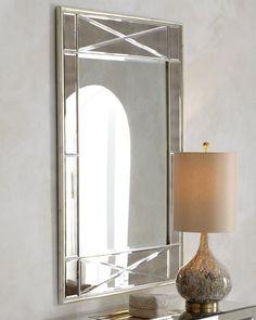 Bevel Frame Mirror