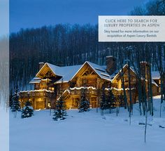 hPicture of Homes in Vail area from East West Luxury Home Rentals