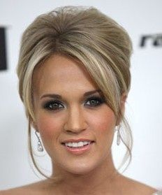 short hair updos - i like this also. :)