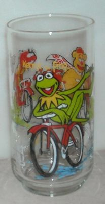 Kermit The Frog The Great Muppet Caper Jim Henson Tumbler Glass  ~ This Item is for sale at LB General Store http://stores.ebay.com/LB-General-Store ~Free Domestic Shipping ~