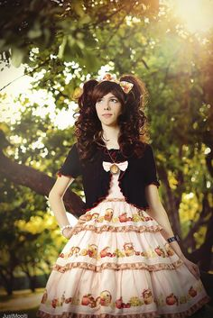 But I would be pleased if you call me Spelendora. I'm interested in Japanese fashion, especially lolita fashion. As well I am interested. Fancy Dress, Dress Up, Brolita, Kawaii, Lolita Dress, Japanese Fashion, Lolita Fashion, Crossdressers, Pretty Boys