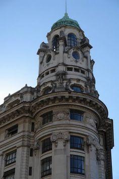 Cúpulas de la Avenida de Mayo, Buenos Aires | Panoramio