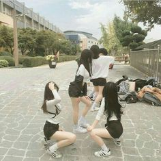 SVF K - Idol - Girl Version - 사진 그룹 (photos group) - Wattpad Mode Ulzzang, Korean Ulzzang, Ulzzang Boy, Korean Couple, Korean Girl, Asian Girl, Yoon Ara, Korean Best Friends, Photo Grouping