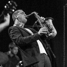 Ricardo Toscano, saxofone