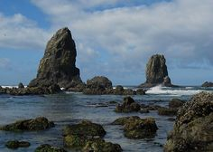 Cannon Beach, Oregon.  You gotta see this place!  Go to this link to buy this picture.