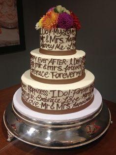 Classic Wedding Cakes « White Flower Cake Shoppe