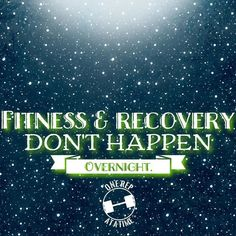 "Fitness and Recovery don't happen overnight...they take time so stay consistent. There are no short cuts just hard work and diligence. But it WILL pay off if you take it just one day at a time one set at a time ONE REP AT A TIME! - - Want to make fitness a key part of your well-rounded long term Recovery process? Click the link in our bio to redirect to OneRepAtaTime.net - ""Fitness Through a Recovery Mindset"" - #sober #sobriety #clean #cleanlife #cleanandsober #fitness #soberfitness #mindset…"