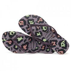 e6aaa58a0721 Havaianas Slim Animals Petunia flip flops. Flopstore · women