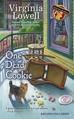 One Dead Cookie, by virginia lowell, new large print mystery 5/30/2014