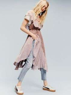 Flower Patch Dress from Free People!