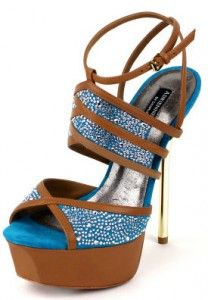 celebrity the real housewives of beverly hills adrienne maloof shoes footwear charles jourdan