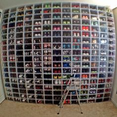 What a collection! #sneakers