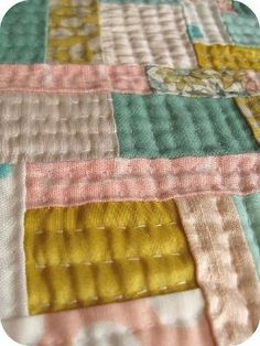 simple hand quilting by effie