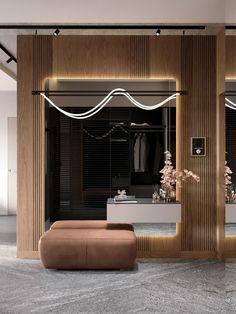 Home Entrance Decor, Modern Entrance, Entrance Design, House Entrance, Home Decor, Living Room Wall Designs, Home Room Design, Interior Architecture, Interior Design