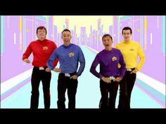 The Wiggles ~ You make me feel like dancing
