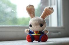 Spring Bunny -> Superhero Bunnies | All About Ami