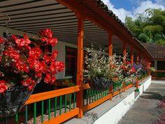 Eje+Cafetero+Flores | Hotel Campestre La Floresta