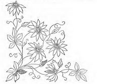 Daisy spray to color - use for cake decorating or scrapbooking