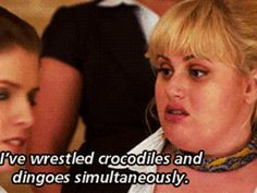 Funny Quotes By Rebel Wilson : Pitch Perfect Tv Quotes, Movie Quotes, Funny Quotes, Funny Movies, Good Movies, Pitch Perfect Quotes, Funny Pictures, Funny Pics, Hilarious Stuff