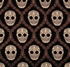Reminds me of the Sherlock wallpapaper . I think they should change it to this #skulls #Sherlock