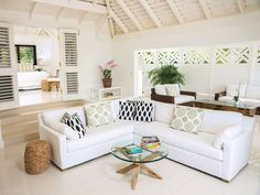 This resort virtually invented tropical seaside gentility when it opened in 1953 to guests like the Kennedys, Noel Coward and Errol Flynn, and various viscounts. Who knows? You might even bump into Ralph Lauren at the pool bar, who oversaw some of the original room redesigns. ($500)