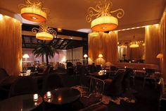 Restaurant & club Matignon Paris