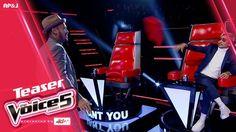 Teaser : The Voice ซซน 5 สปดาหท 4 กบการแยงชงลกทมแบบไมมใครยอมใคร !!! http://www.youtube.com/watch?v=v50MiYGwl8M http://flic.kr/p/LK54an