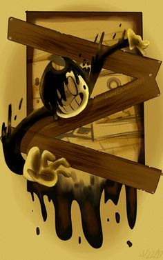 Bendy and the Ink Machine by 1WayTicket2H3ll