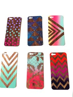 Pick Your iPhone Skin for the iPhone 5 by vozcollective on Etsy, $32.00