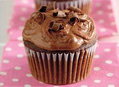 Double Chocolate Cupcakes Recipe  Delish -ER