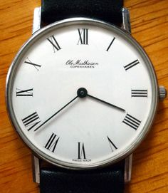 a9018c79d5b 49 Best Simple and Classic Watches images in 2019   Men's watches ...