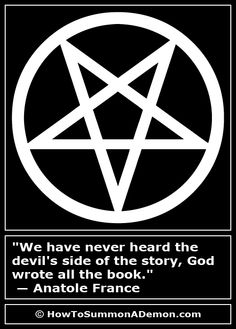 "Satanic Quote: ""But who prays for Satan? Who, in eighteen centuries, has had the common humanity to pray for the one sinner that needed it most? Magick, Witchcraft, Laveyan Satanism, Summoning Demons, Devil Quotes, Witch Quotes, Satanic Rituals, Satanic Art, Satanic Rules"