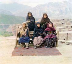 Dagestani types