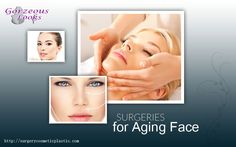 #Surgeries for #Aging #Face