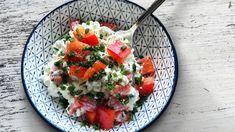 Wie man grüne Salate zubereitet, um Gewicht zu verlieren