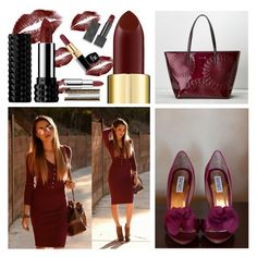 """burgundy"" by shyliekee-791 ❤ liked on Polyvore featuring Desigual, women's clothing, women's fashion, women, female, woman, misses and juniors"