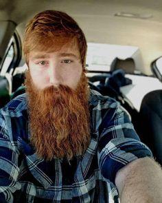 Grow A Thicker Beard, Thick Beard, Short Beard, Beard Suit, Red Beard, Beard Look, Beard Growth, Beard Care, Beard Styles For Men