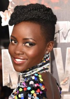 Lupita Nyongo always looks amazing—whether she's hitting the streets or the red carpet, we're hard-pressed to find her hair looking less than perfect.