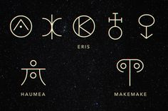 Astrological Symbols That Will Help You Learn More About The Universe And About Yourself Distance Relationship Quotes, Relationship Tips, Lilith Symbol, Black Moon Lilith, Balance Tattoo, Goddess Symbols, Goddess Tattoo, Astrological Symbols, Dwarf Planet