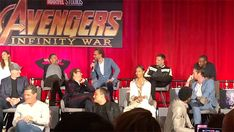 Tom Hiddleston on who is favorite character in the MCU is. Video: https://twitter.com/Attractions/status/988168323073376257  #TomHiddleston #Loki #Avengers: #InfinityWar