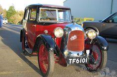 Classic Sports Cars, Classic Cars, Vintage Cars, Antique Cars, Austin Cars, Austin Seven, Automobile, Classic Trader, Motor Car