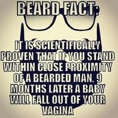so please stay the hell away from men with beards  #funny #quote #pregnant…