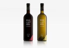 Achilles' Heel — The Dieline - Package Design Resource