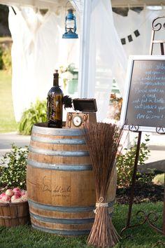 Vineyard Intro Table