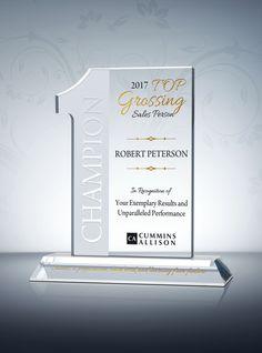 93c53e04dc #1 Sales Champion Award   DIY Awards Recognition Awards, Employee  Recognition, Award Plaques