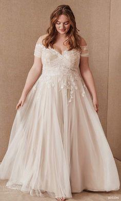 Bhldn Wedding Dress, Sheer Wedding Dress, Sexy Wedding Dresses, Designer Wedding Dresses, Bridal Gowns, Wedding Gowns, Tulle Wedding, Plus Size Bridal Dresses, Looks Plus Size