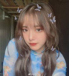 Korean Beauty Girls, Pretty Korean Girls, Cute Korean Girl, Cute Asian Girls, Cute Girls, Korean Girl Photo, Korean Girl Fashion, Teen Girl Photography, Girl Korea
